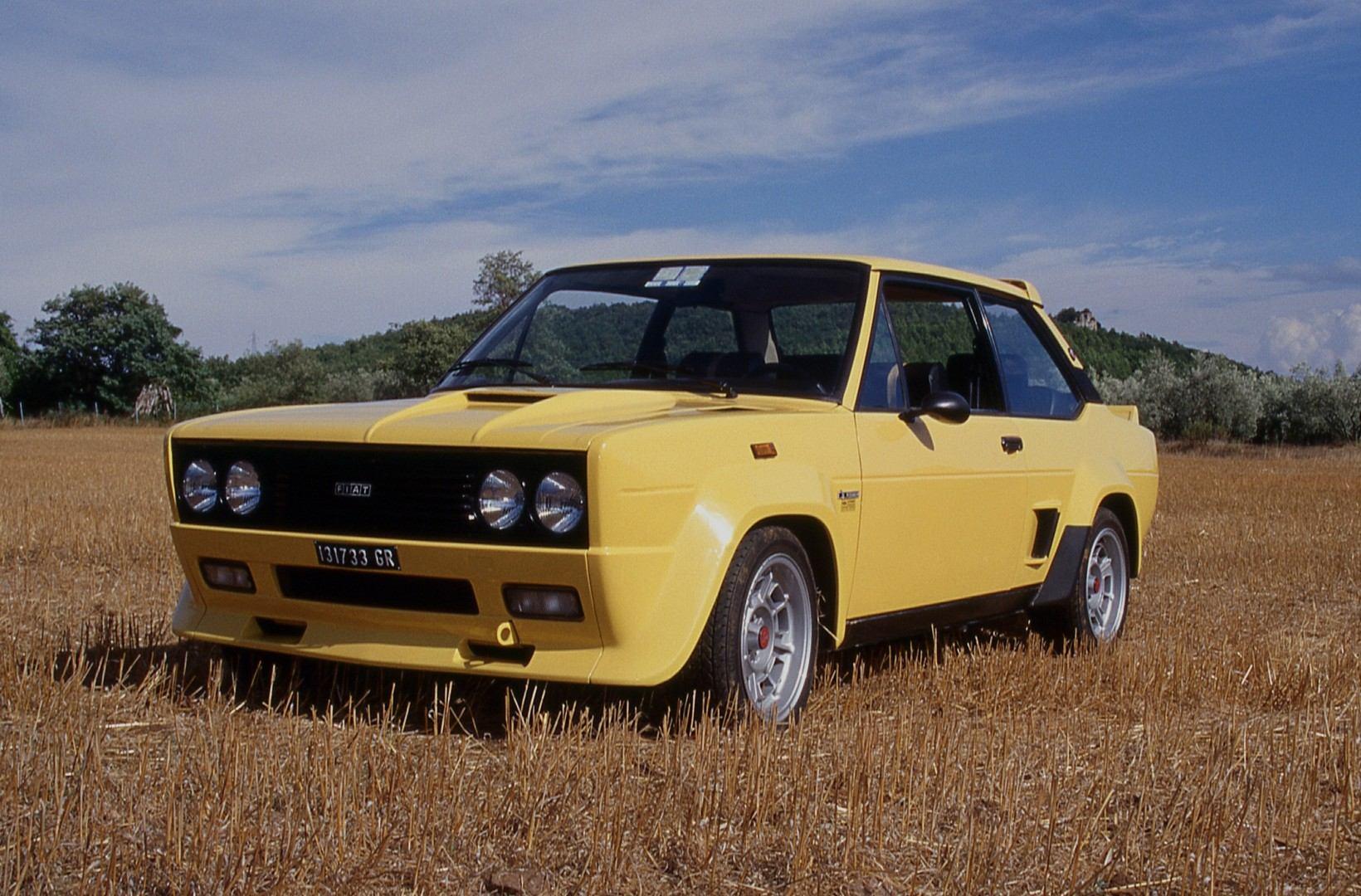 Fiat 131 Abarth Road Rally 2