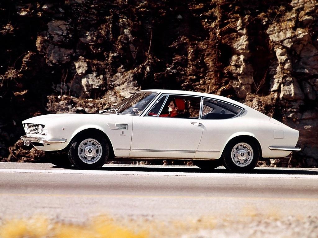 Coche del día: Fiat Dino V6