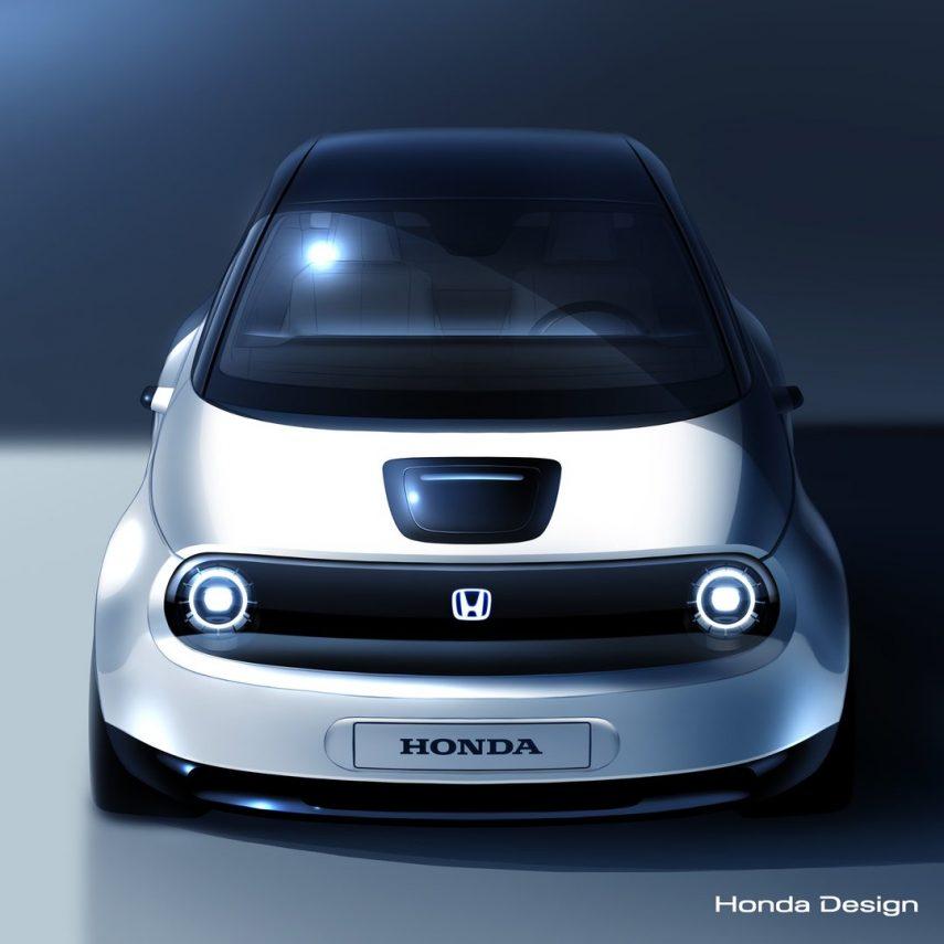 El Honda Urban EV más cercano a producción será revelado en Ginebra