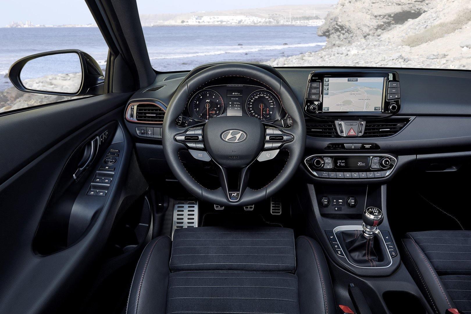 Hyundai I30 Fastback N 4