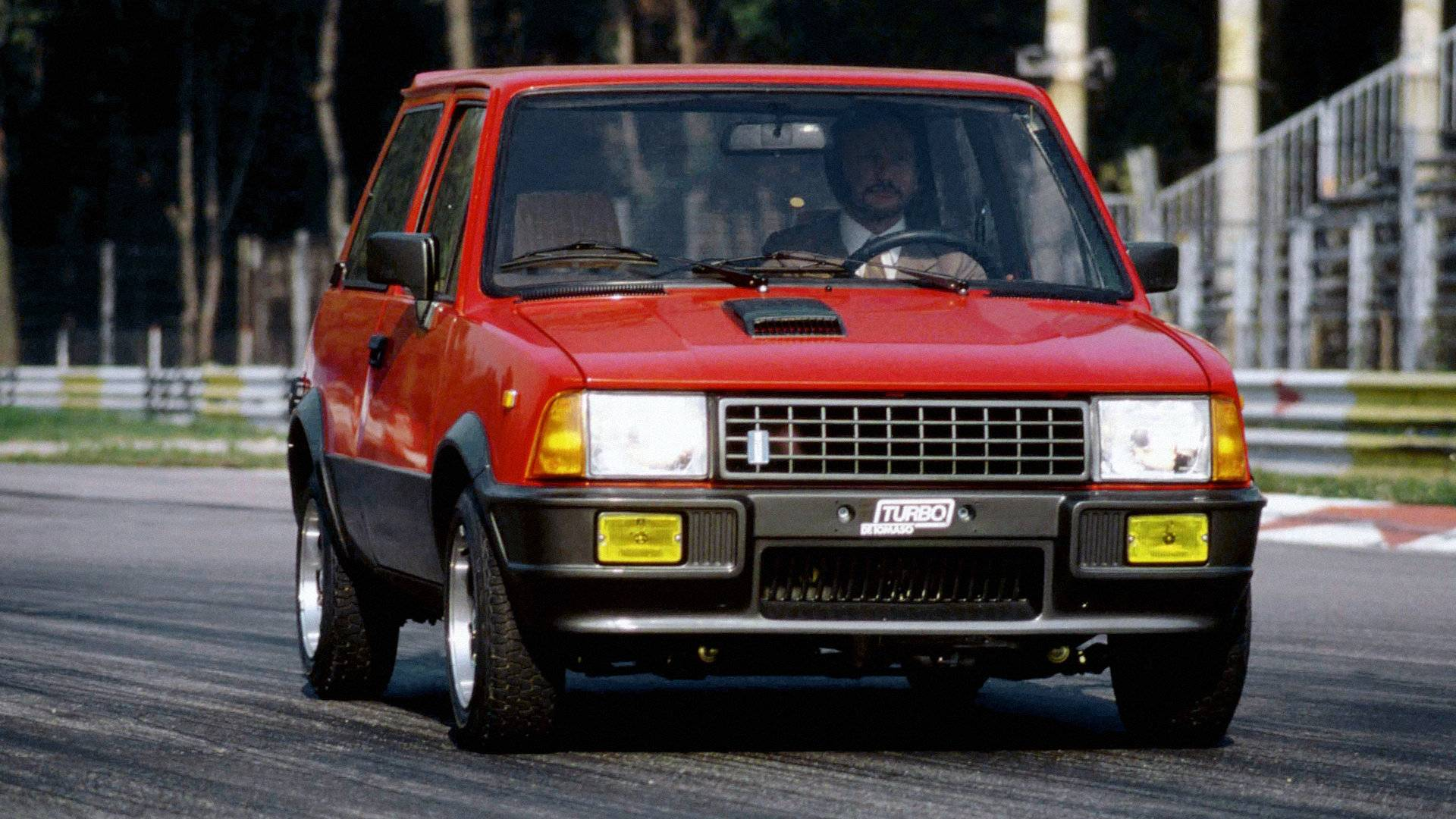 Innocenti Turbo De Tomaso 1