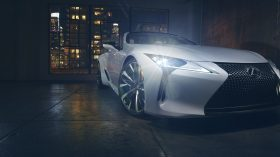 Lexus LC Convertible Concept 02