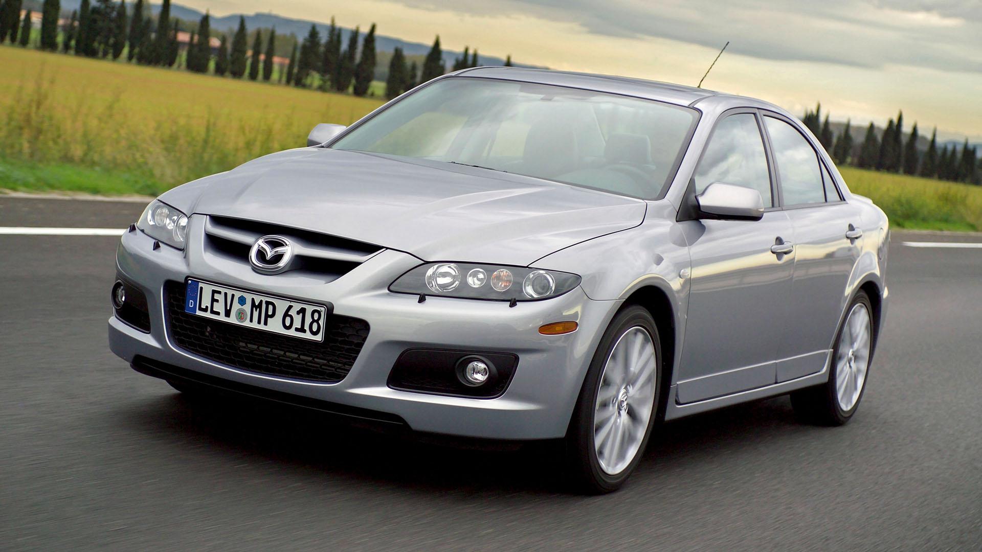 Coche del día: Mazda 6 MPS