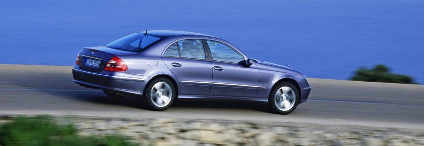 Coche del día: Mercedes-Benz E 500 (W211)