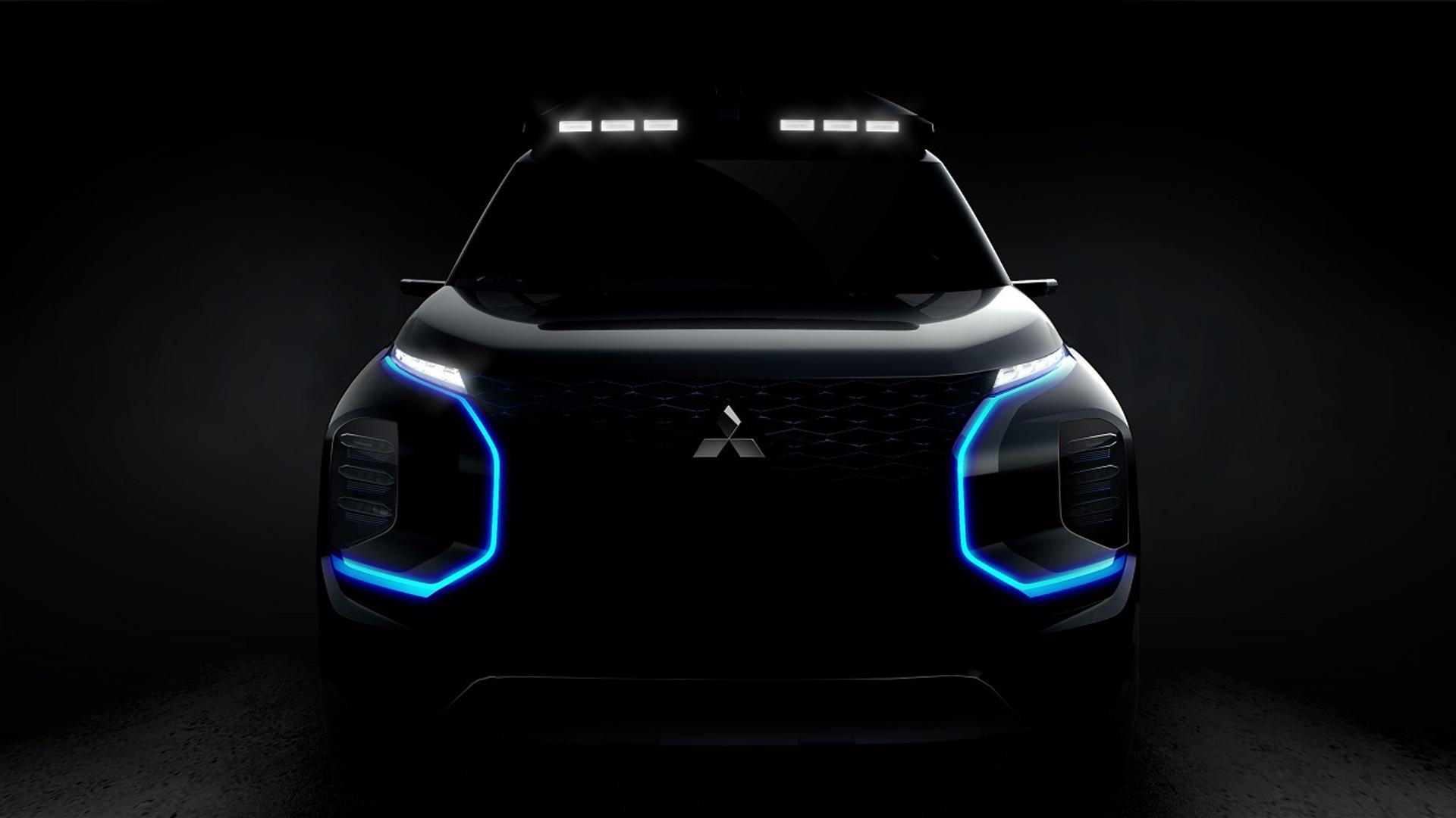 El nuevo Mitsubishi Engelberg Tourer se presentará el 5 de marzo