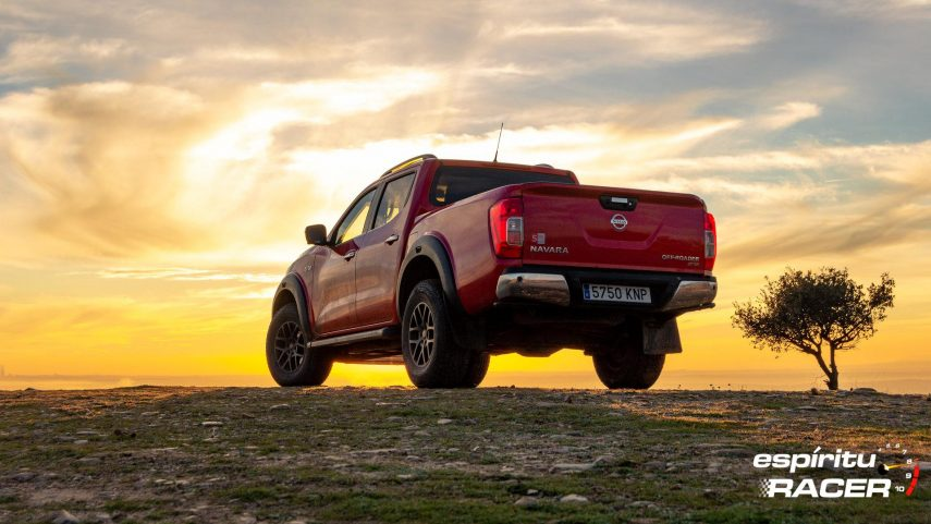 Prueba: Nissan Navara OFF-ROADER AT32
