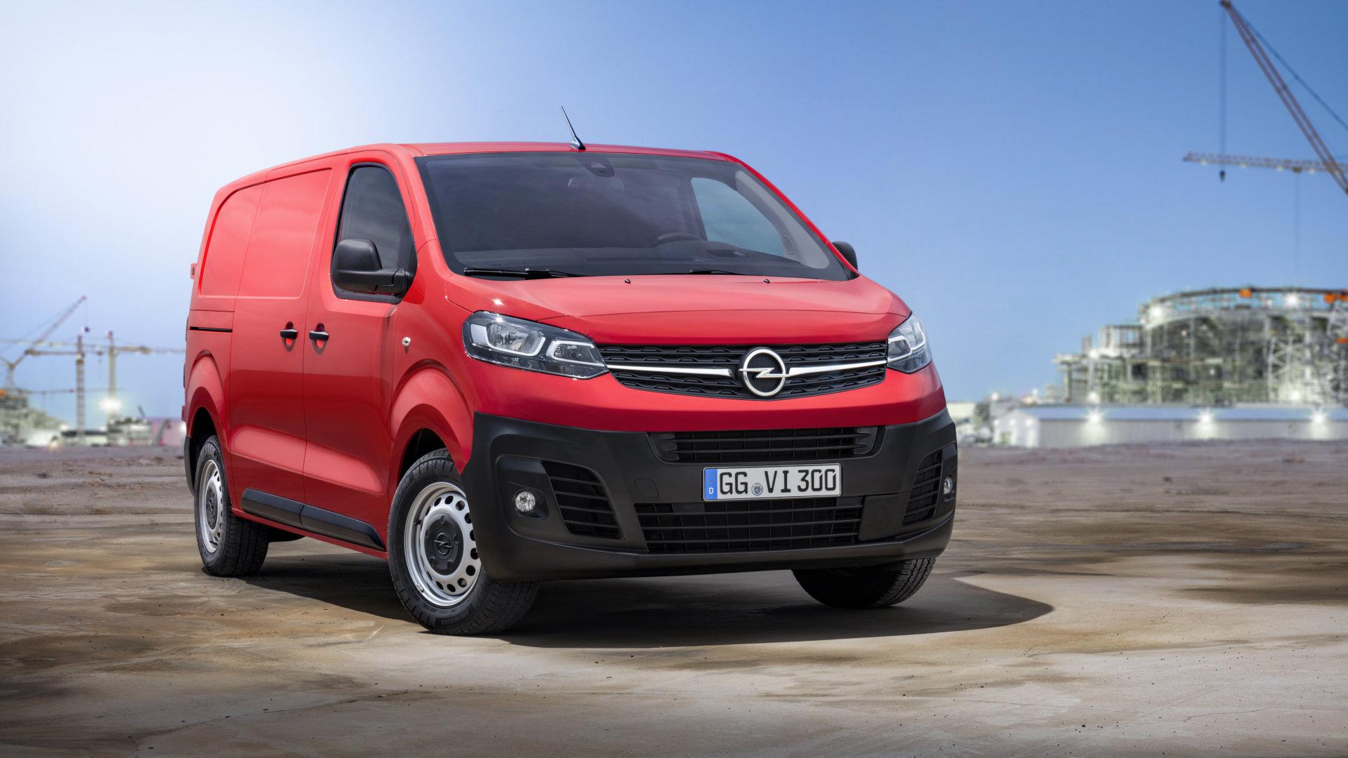 Aterriza la tercera generación del Opel Vivaro
