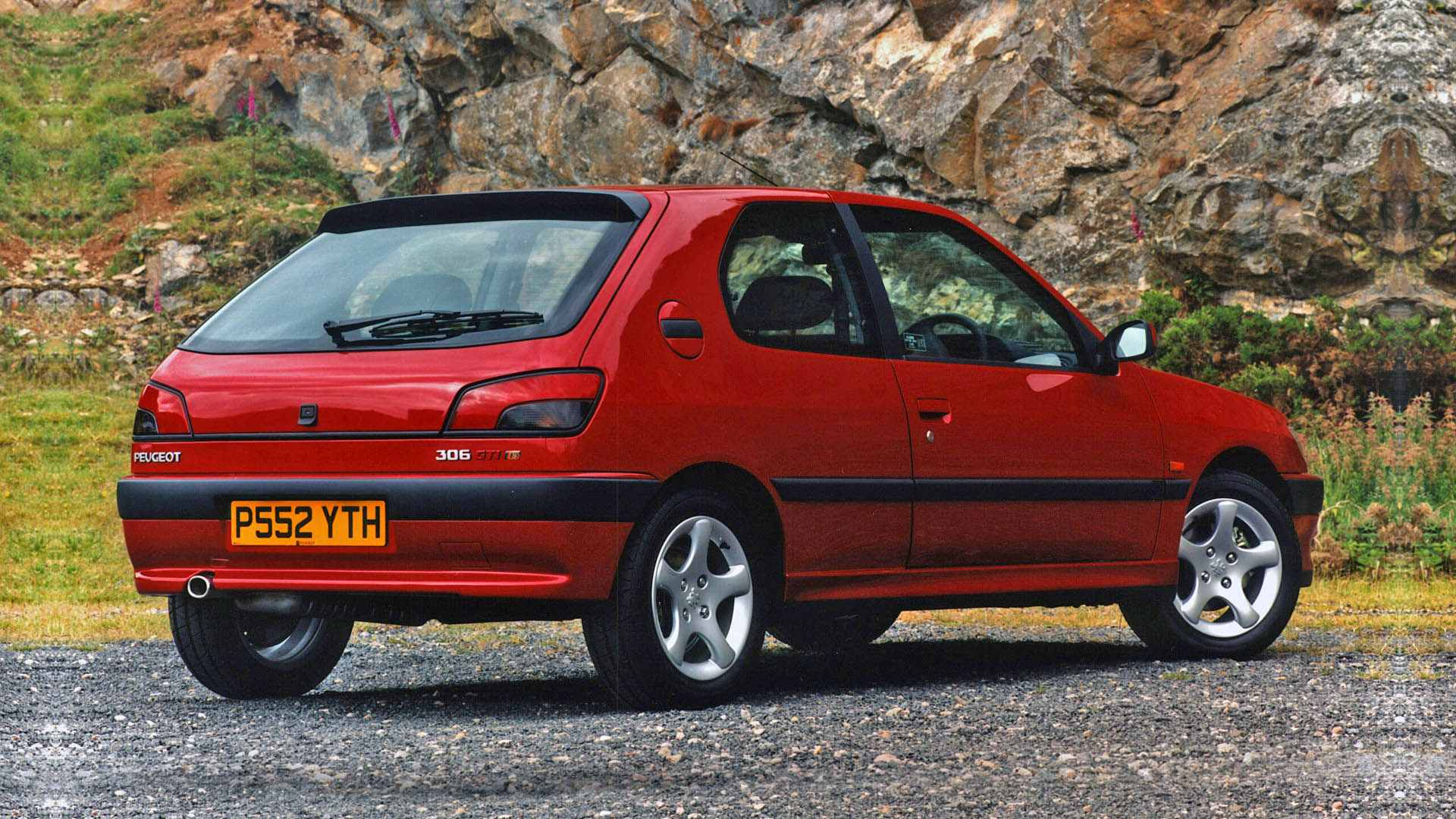 Peugeot 306 GTi 1997 2
