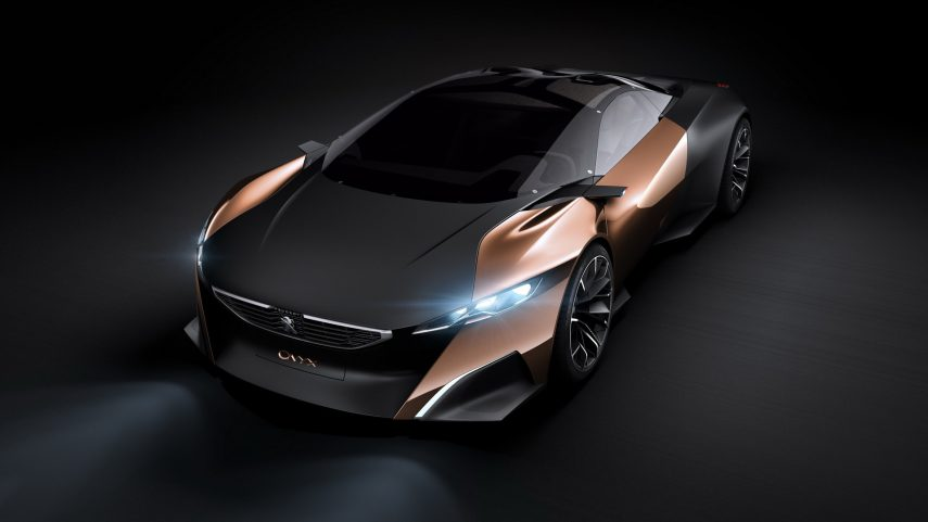 Coche del día: Peugeot Onyx Concept