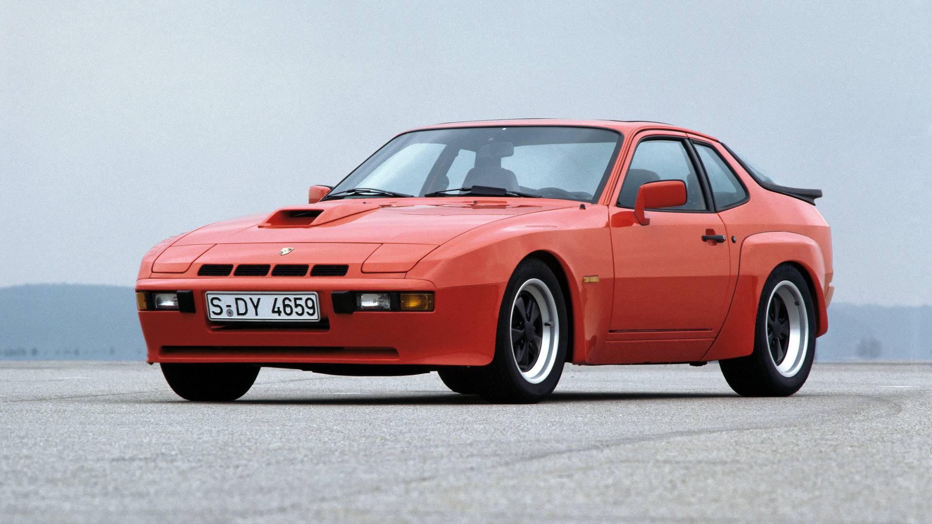 Coche del día: Porsche 924 Carrera GT