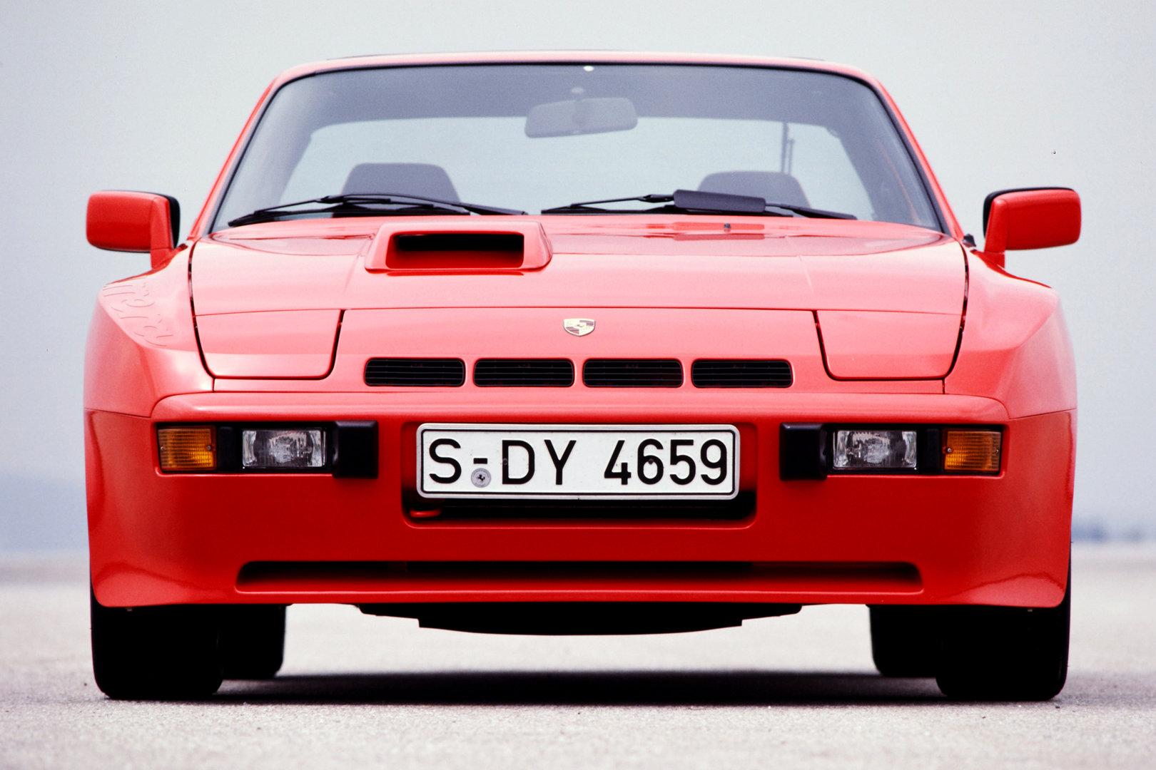 Porsche 924 Carrera GT 2