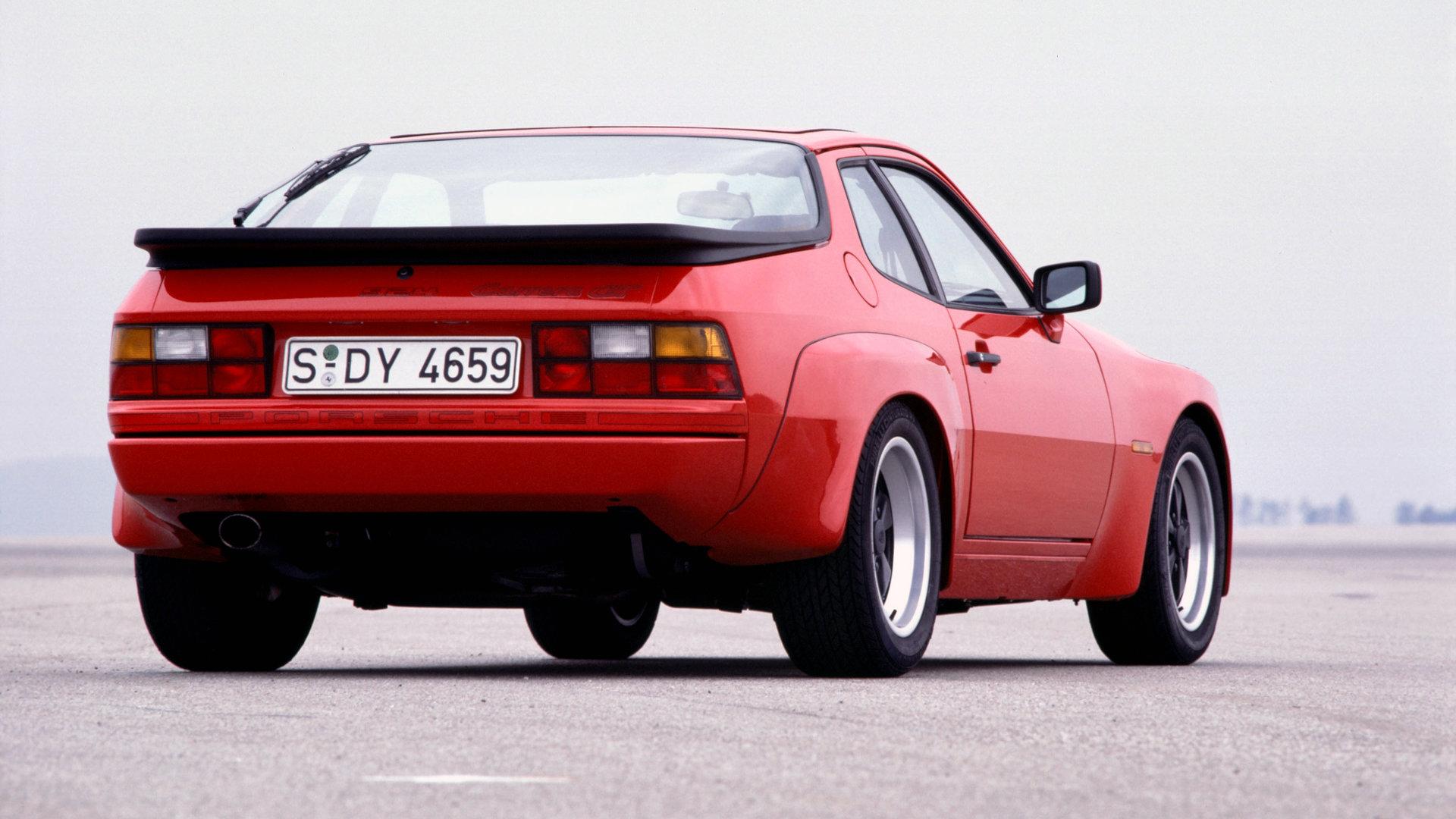 Porsche 924 Carrera GT 3