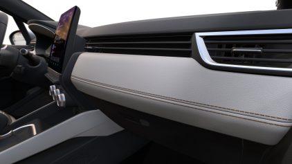 Renault Clio 2019 Interior Salpicadero