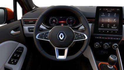 Renault Clio 2019 Interior Volante
