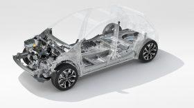 Renault Clio 2019 Tecnica Plataforma