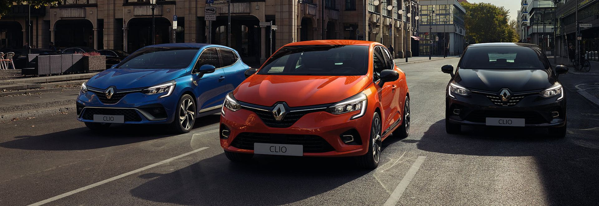 Renault Clio 2019 Trio