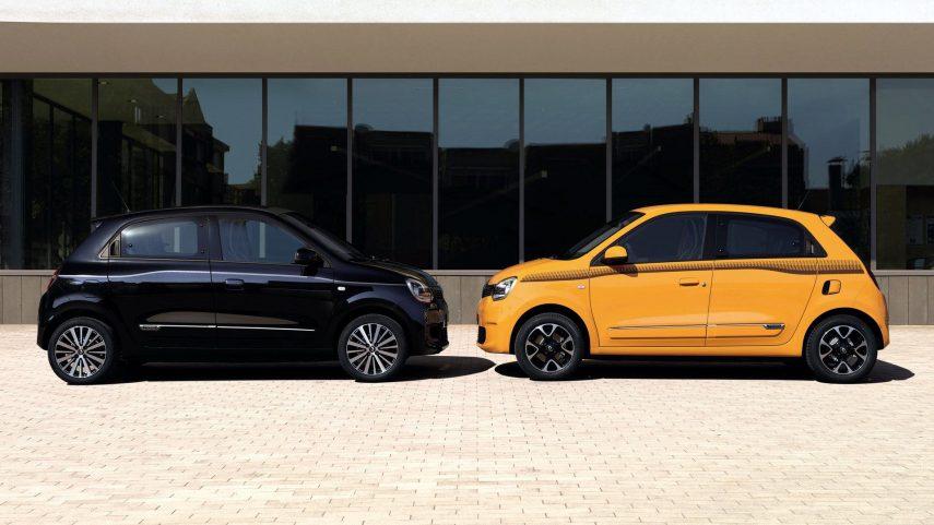Puesta al día para el Renault Twingo