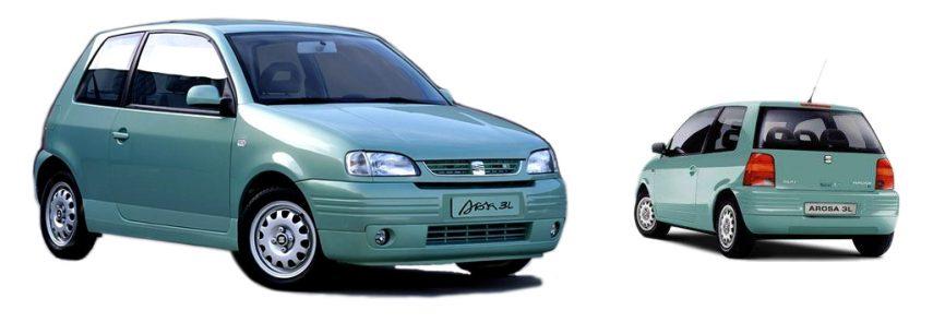 Coche del día: SEAT Arosa 3L Concept