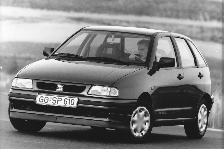 Coche del día: SEAT Ibiza 1.8 GLX