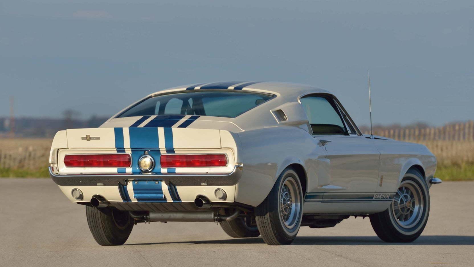 Subasta 1967 Mustang Shelby GT500 Super Snake 1