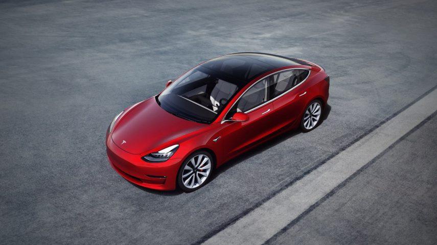 El Tesla model 3 ya puede rodar por Europa