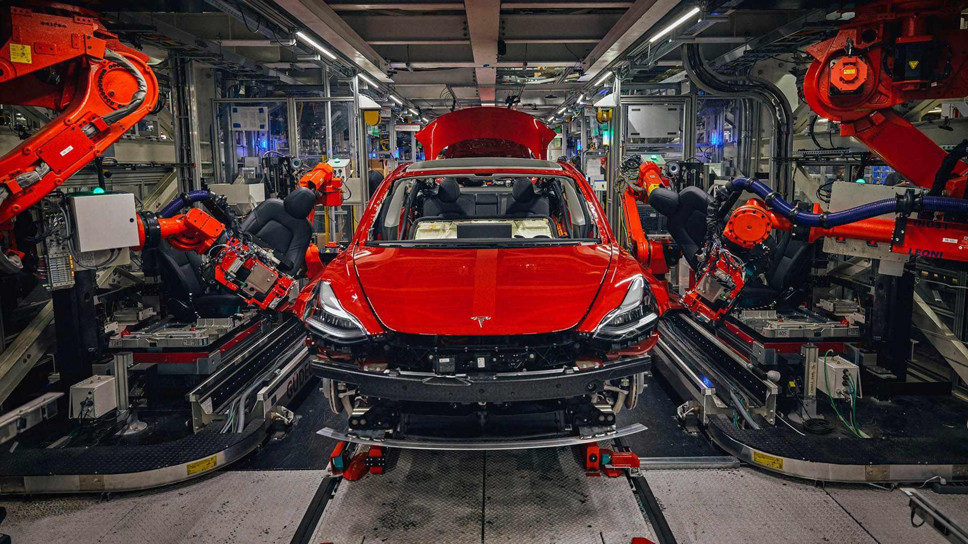 Tesla desborda las previsiones y entrega 95.200 coches en el segundo trimestre