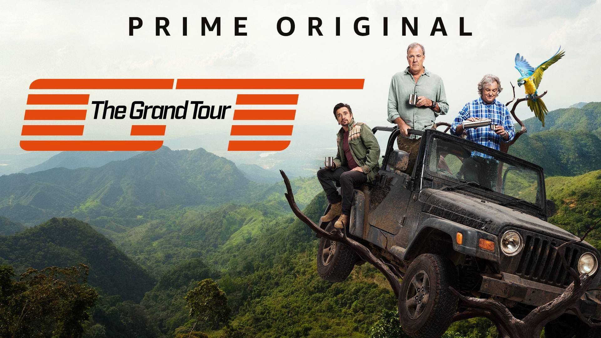 """Amazon Prime trae de vuelta """"The Grand Tour"""""""