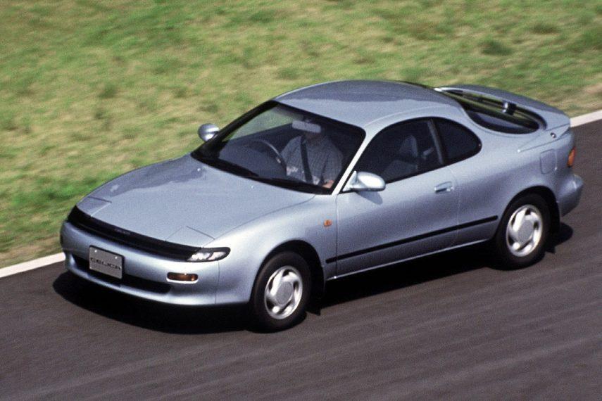 Coche del día: Toyota Celica 2.0 GT