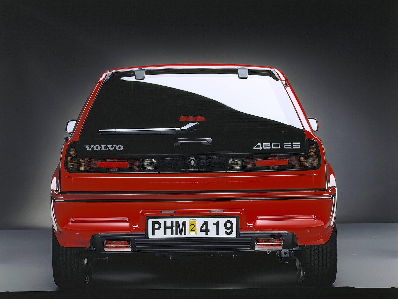 Volvo 480 ES 3