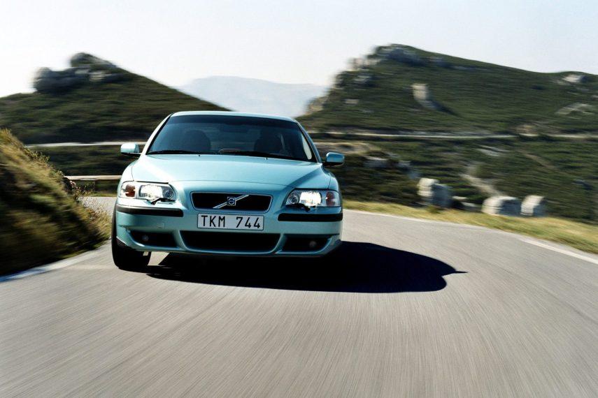 Coche del día: Volvo S60 R (I)