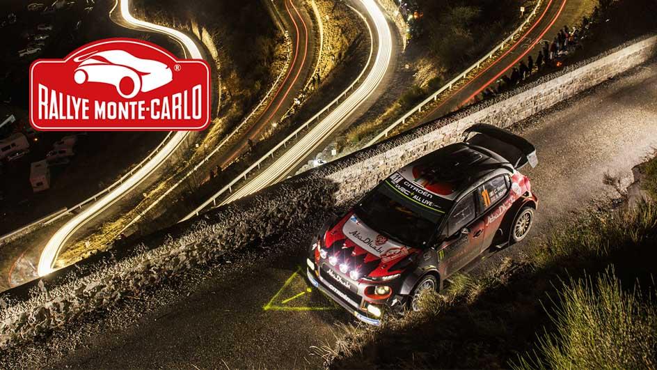 WRC: Rally de MonteCarlo