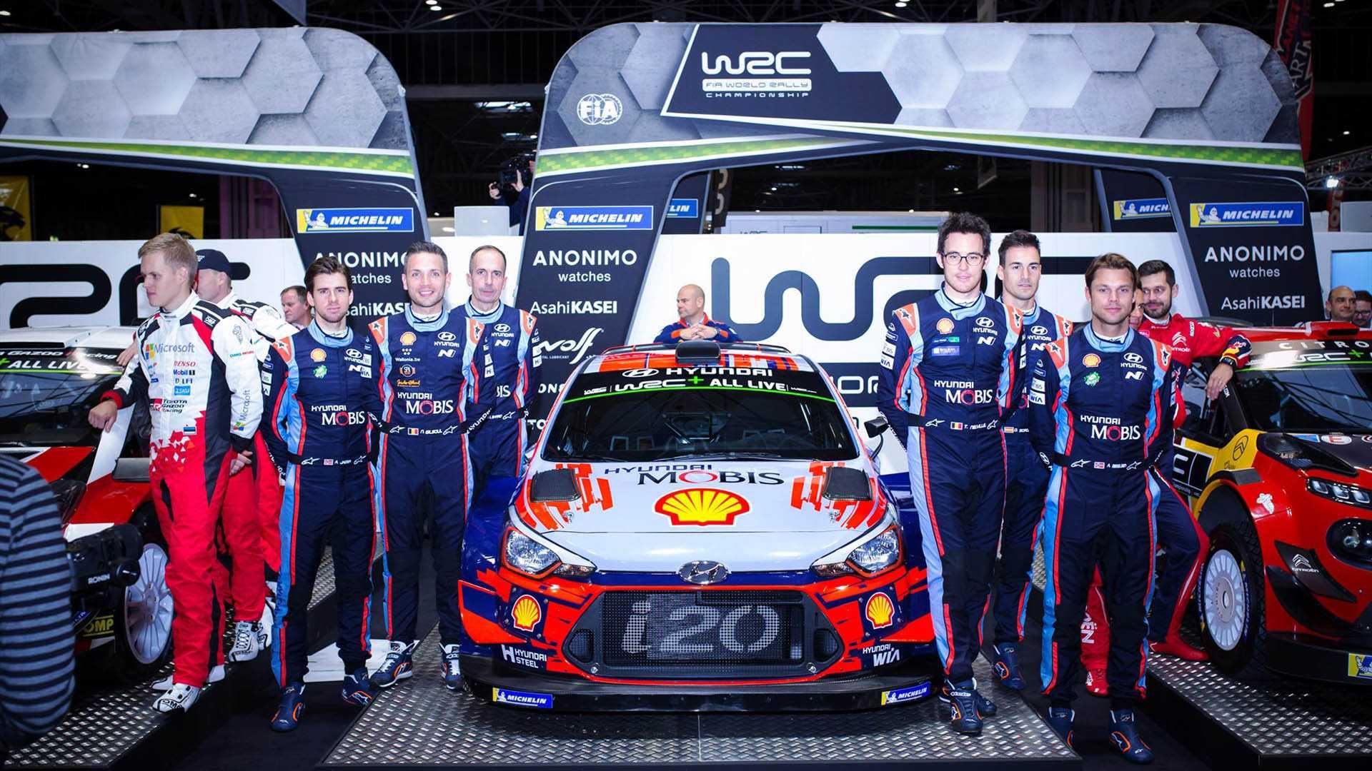 WRC Montecarlo 3