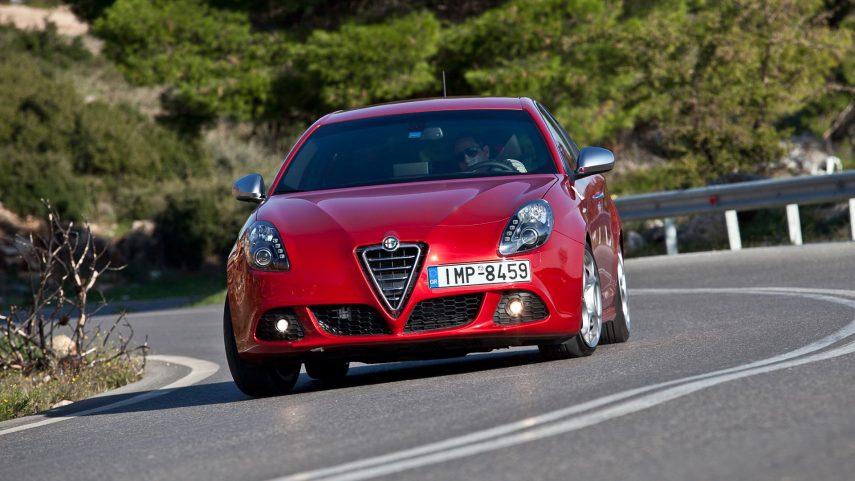 Coche del día: Alfa Romeo Giulietta Quadrifoglio Verde