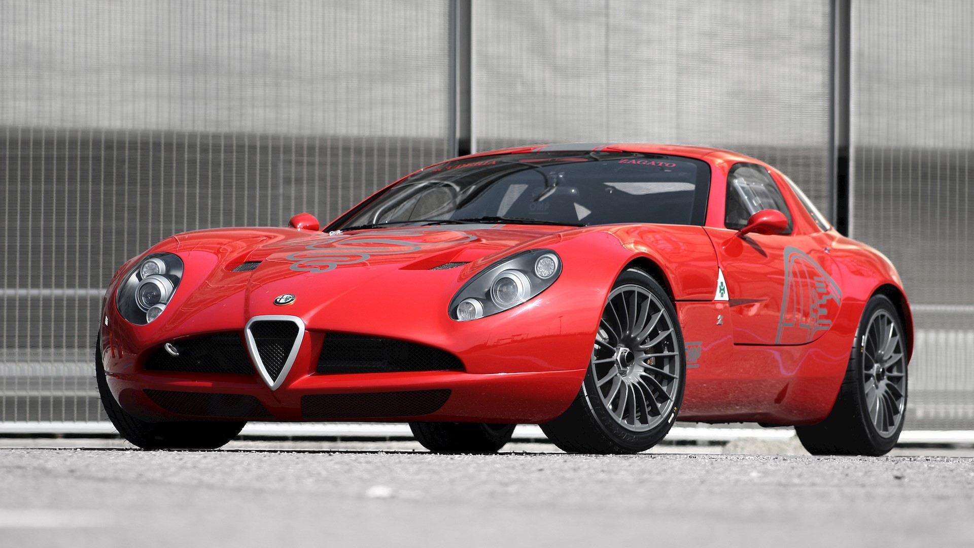 Coche del día: Alfa Romeo TZ3 Corsa