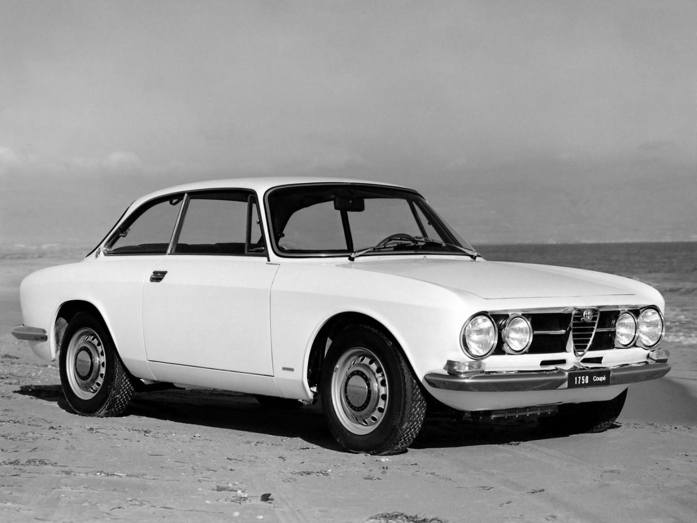Alfa Romeo 1750 Gt Veloce 2