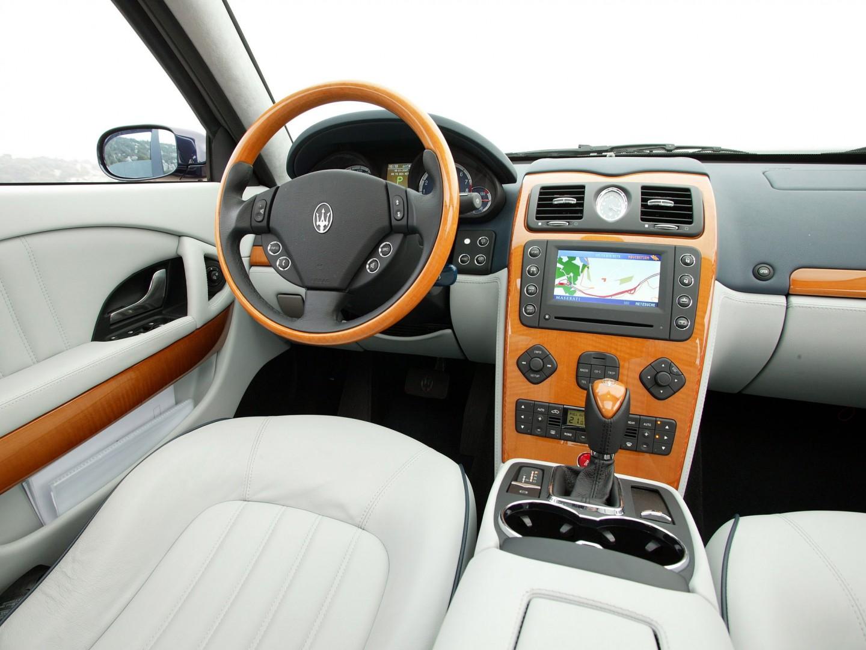 Maserati Quattroporte Automatic 2