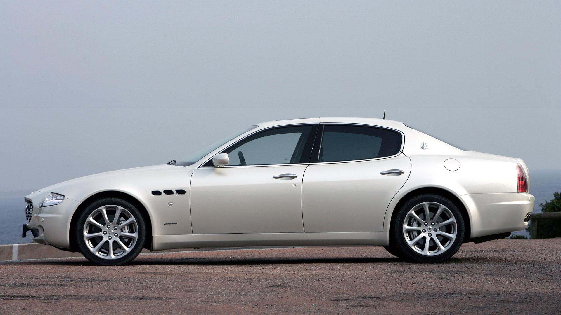 Maserati Quattroporte Automatic 4
