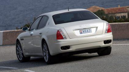 Maserati Quattroporte Automatic 6
