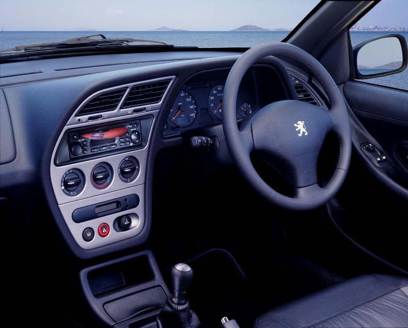 Peugeot 306 1997 Interior