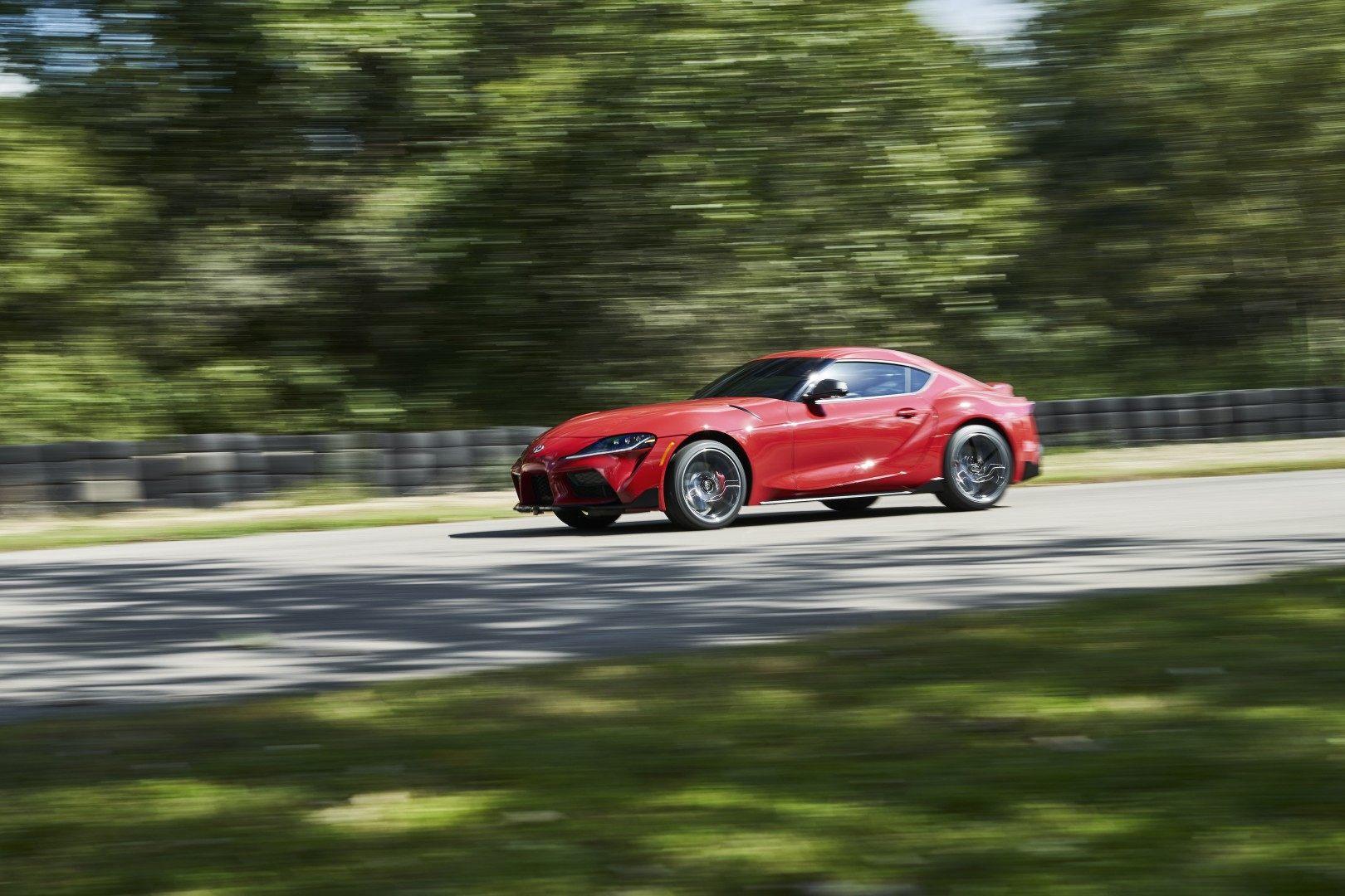 Toyota Gr Supra 6