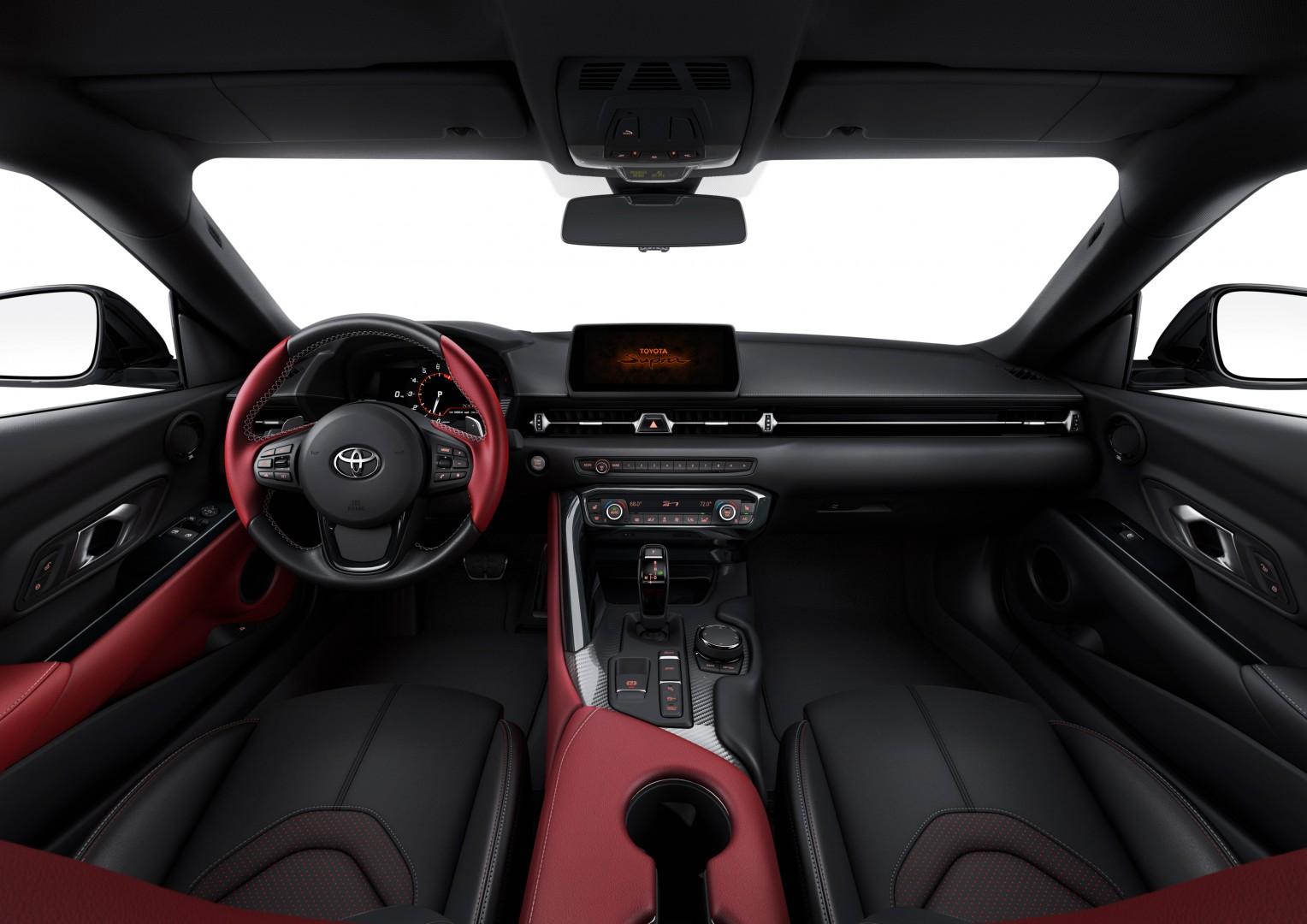 Toyota Gr Supra 642