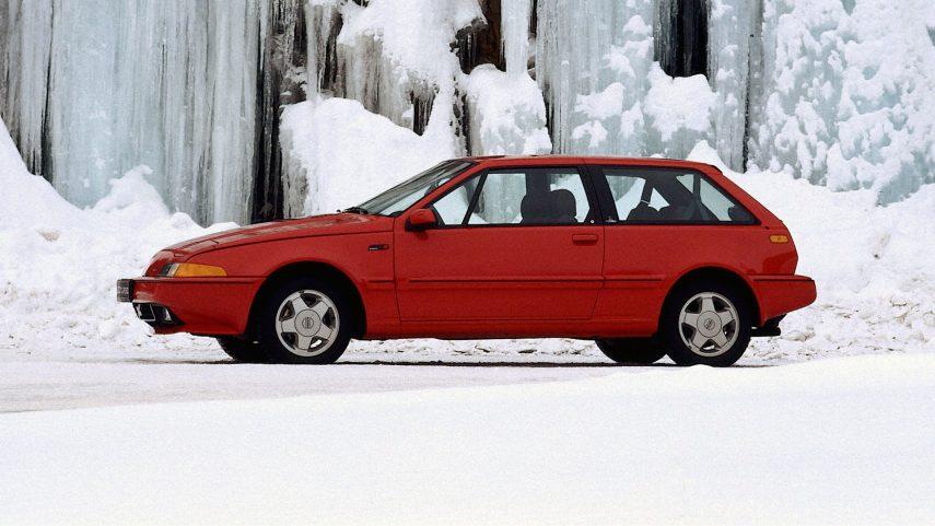 Coche del día: Volvo 480 ES