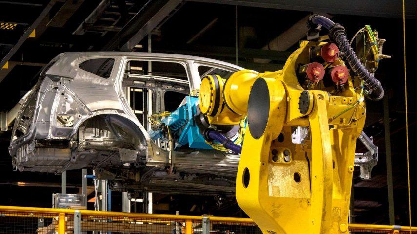 Cómo se fabrica un automóvil en serie (II): Ensamblado