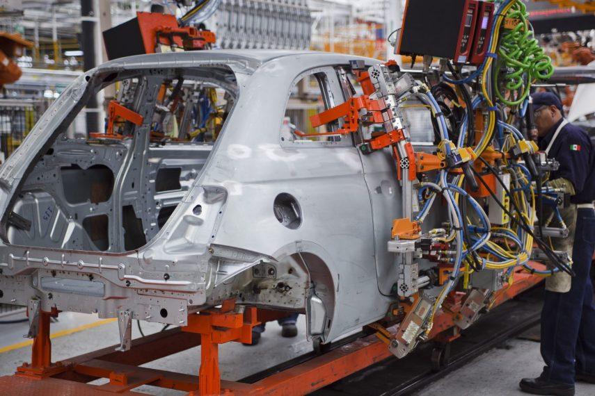 31 Construyendo Fiat 500