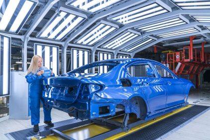 68 BMW Dingolfing Control Calidad Pintura