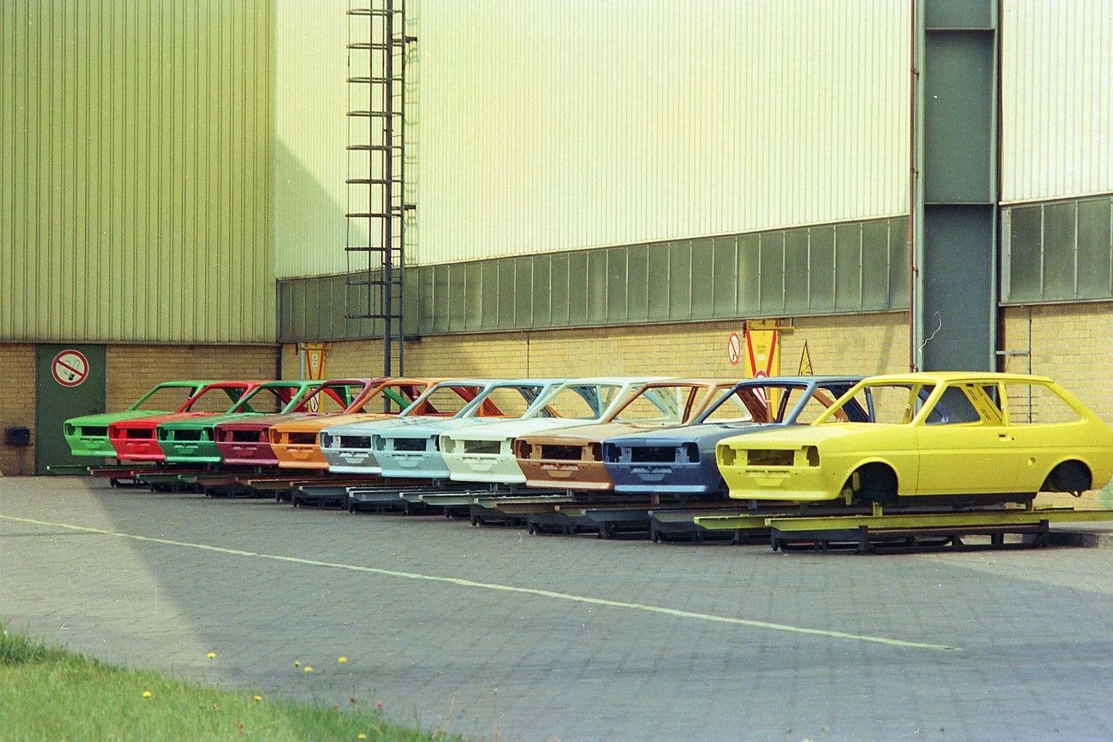 71 Ford Fiesta 1976