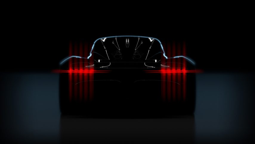 El Aston Martin Project 003 se revelerá como prototipo en Ginebra