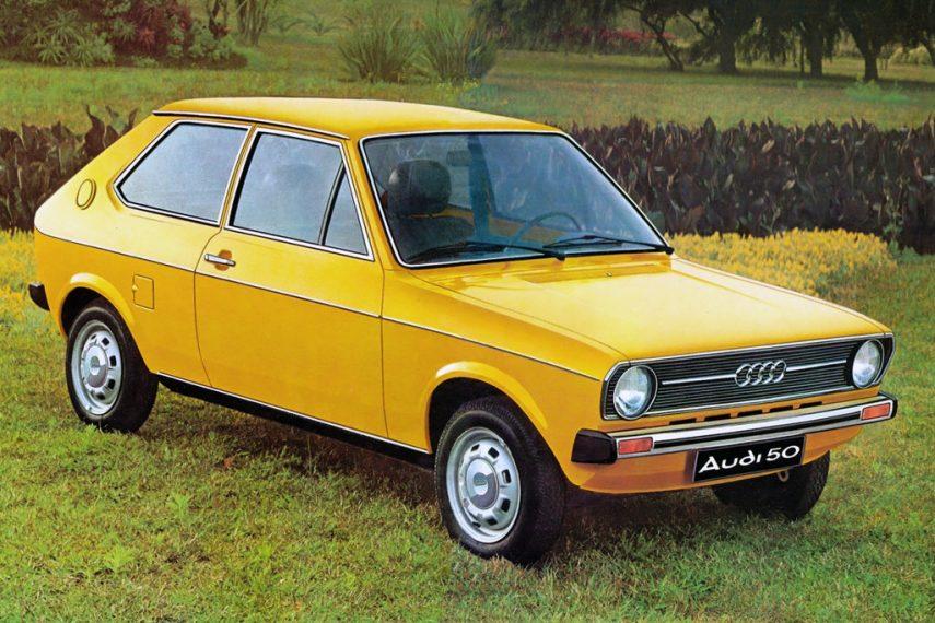 Coche del Día: Audi 50