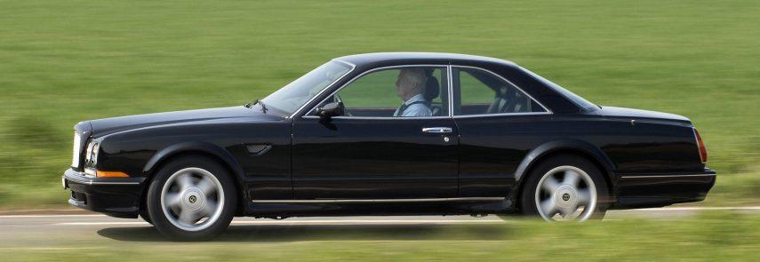 Coche del día: Bentley Continental T