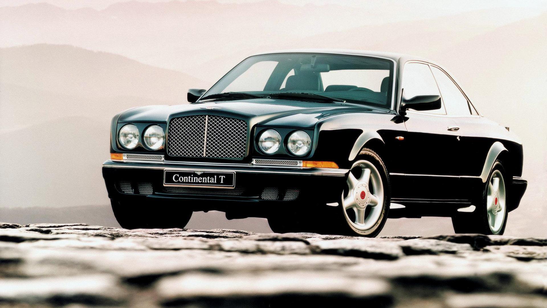 Bentley Continental T 2